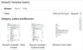 Resume Format Google Resume Google Docs Template Google Docs Add On Template Gallery