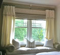 window curtain round bay window curtain pole elegant eyelet curtains a bay window pole home