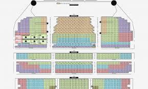 Hamilton Orpheum Seating Chart Organized Orpheum Theater San Francisco Seating Chart