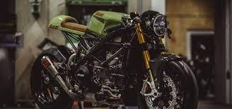 custom cafe racer ducati 848 evo by nct motorcycles motorbike fans