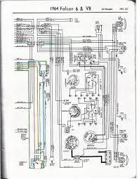 1964 falcon wiring 64 falcon drawing a 64 falcon
