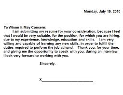 simple cover letter example. administrator cover letter. template ...
