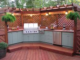 Back Yard Kitchen Kitchen Backyard Kitchen Designs Trends For 2017 Outdoor Kitchen