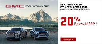 2019 gmc sierra packshot