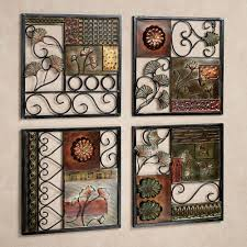 >dusk and dawn metal wall art set touch to zoom