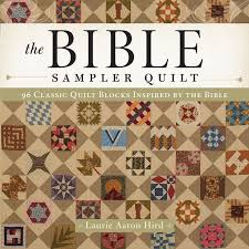 16 best College and Dorm -- Quilting & Sewing images on Pinterest ... & Bible passages from both the New and Old Testaments are interpreted in 96  beautifully pieced blocks in The Bible Sampler Quilt book by Laurie Aaron  Hird. Adamdwight.com
