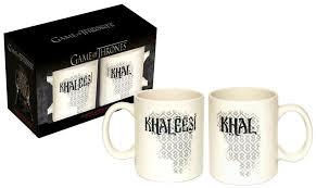 Resultado de imagen de khal drogo y khaleesi merch