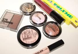 h m makeup haul ever in may