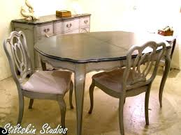 extending dining table sets. French Provincial Dining Table Antique And Chairs Us On Antiqued Wood Circular Extending Tables Sets