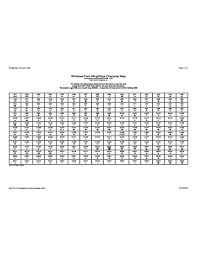 Wingdings Character Map Chart Free Download