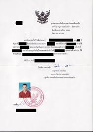 How To Obtain A Certificate Of Residence In Thailand Sebastien H