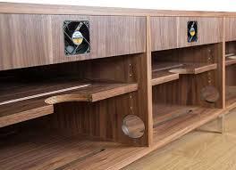 ventilation AV cabinet home cinema furniture design buying guide