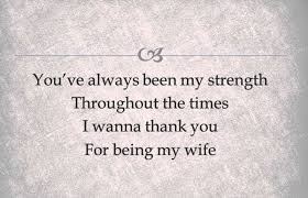 Quotes About Appreciating A Wife
