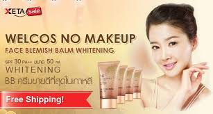 spf30 pa pa 50ml welcos bb no makeup face blemish balm whitening don 39 t get welcos makeup