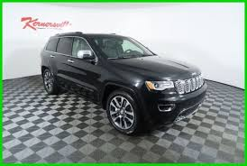 2018 jeep hemi. plain 2018 2018 jeep grand cherokee overland 4wd v8 hemi suv panoramic sunroof  navigation on jeep hemi