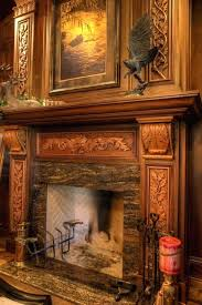 granite fireplace surround mantels s