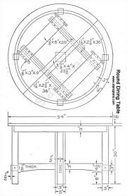 pdf woodwork expandable dining table plans diy plans within expandable round dining table plans