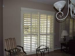 image of shutters for sliding glass doors at home depot