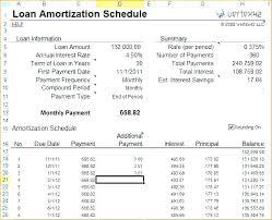 loan amortizing loan amortization excel noshot info