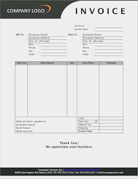 Mac Invoice Template I Will Tell You The Truth Invoice And Resume Template Ideas