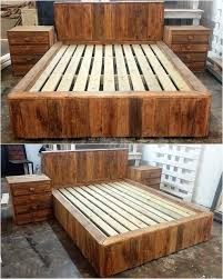 wood pallet furniture ideas. Best 25 Pallet Bedroom Furniture Ideas On Pinterest Diy Set Wood