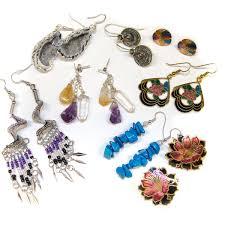 Earrings - Premade & Supplies – Eloxite