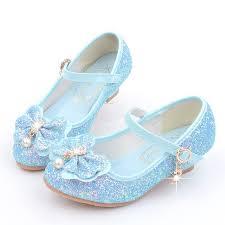 Frozenly Elsa <b>Princess Bowknot</b> Shining Elegant Cosplay <b>Girl</b> Dress ...