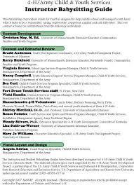 Babysitter Reference Letter Download Basic Babysitter Reference Letter For Free Page 2
