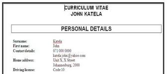 How To Write Curriculum Vitae Classy How To Write A Great Professional Curriculum Vitae CV Student