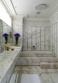 30 Marble Bathroom Design Ideas Styling Up Your Private Daily Rituals -  Freshome.com