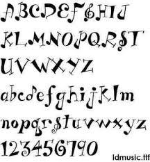 おしゃれ フォント 英語 手書きの画像検索結果 Fonts フォント