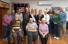 Dairy princess speaks to Falls seniors | Community | citizensvoice.com