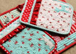 Quilted Potholder Patterns Cool Design Inspiration