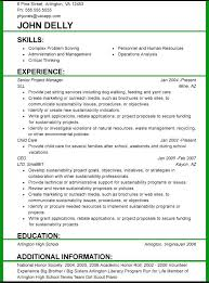 best font for resume typography