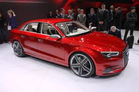 new car releases 20132013AudiA3red  New Car Models