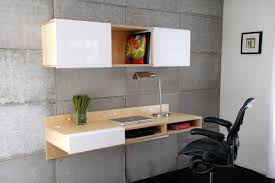 office feature wall ideas. Office \u0026 Workspace. Minimalist And Creative Design Feature Wall-mount Desk Engineering Wall Ideas