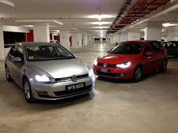 The Vw Golf 1 4tsi Mk Vii How Does It Stack Up Against Mk