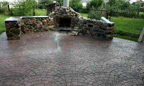 average cost for stone paver patio