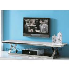 living room style glass top tv stand