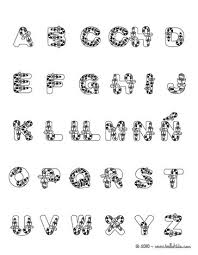 Small Picture Alphabet coloring pages Hellokidscom