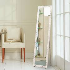 dual use furniture. European Solid Wood Dressing Mirror Clothing Store Full-length Floor Wall Dual-use Special Shipping Dual Use Furniture C
