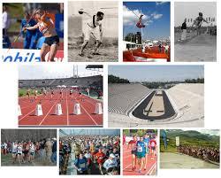 Лёгкая атлетика Википедия