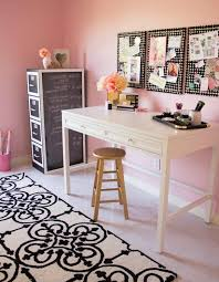 great home office. Great Home Office Paint Colors - #HomeOffice Decoration Ideas, Cute Pink N