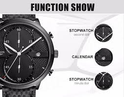 guanqin men watches luxury top brand full black sport quartz watch guanqin men watches luxury top brand full black sport quartz watch men big dial luminous leather