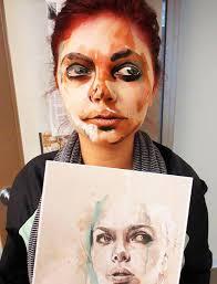 makeup by tanya tesselaar blanche macdonald graduate