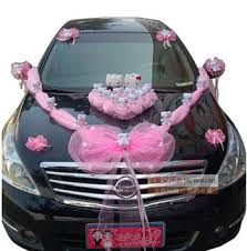 Wedding Car Decorations Accessories Cheap Wedding Car Decoration Photo find Wedding Car Decoration 6