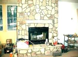 fireplace stone ideas excellent how to stone veneer fireplace awesome ideas fireplace ideas stone and wood
