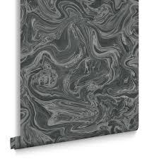 Skull Wallpaper For Bedroom Black Wallpaper Black Wallpaper Designs Graham Brown