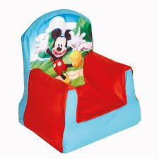 Mickey Mouse Clubhouse Bedroom Accessories Disney Mickey Mouse Clubhouse Cosy Chair New Inflatable Kids