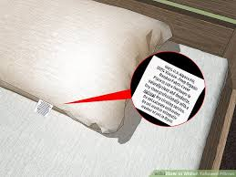 image titled whiten yellowed pillows step 1